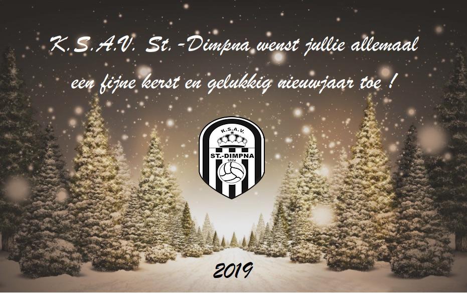 K S A V St Dimpna Kerstwensen 2019